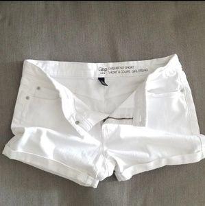 GAP Shorts - White Gap Shorts size 10
